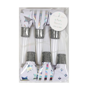 Meri Meri July 4th Holographic Party Blowers