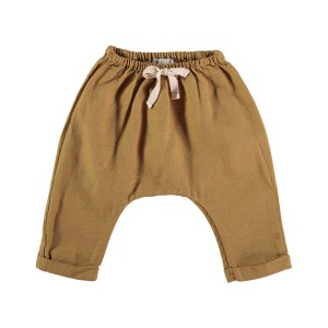 Buho Martin Pant in Moutarde