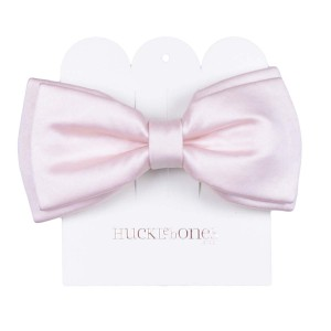 Hucklebones Hair Bow in Rose