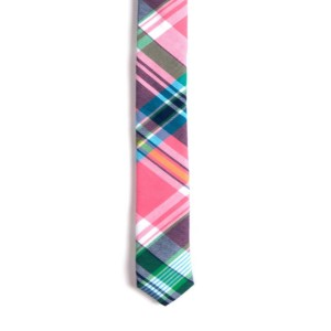Appaman SS19 Tie South Beach Plaid