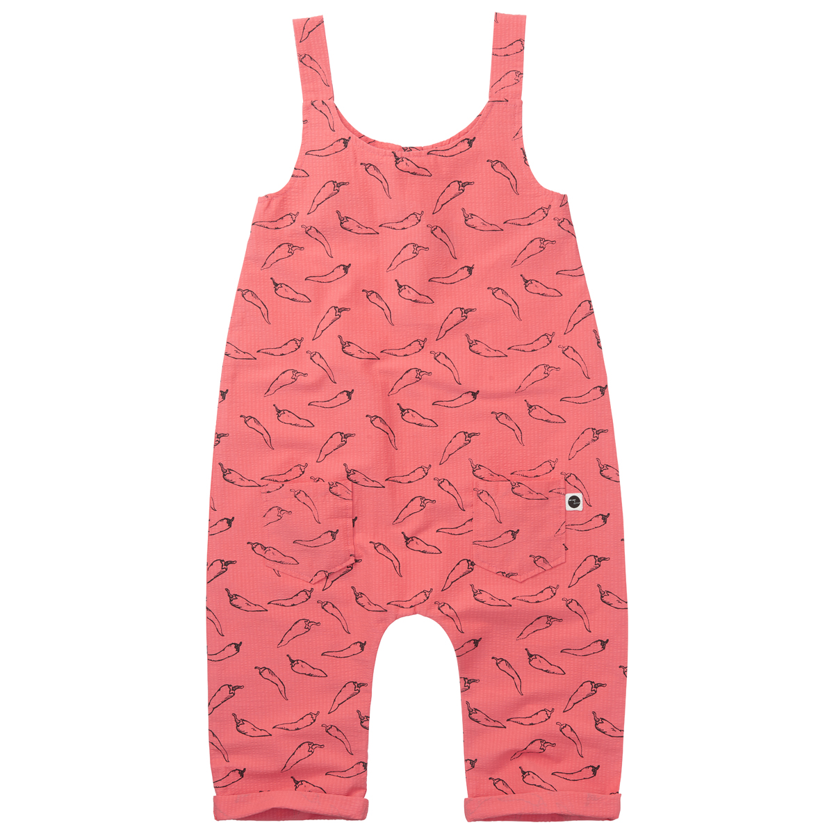 Sproet & Sprout Hot Pepper Jumpsuit