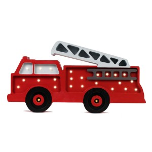 LITTLE LIGHTS Firetruck LAMP