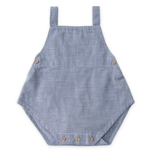 Go Gently Nation Sunsuit in Chambray