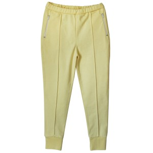 Bandy Button Bal Jogging Pant in Yellow