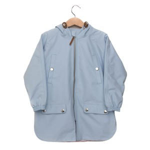 Lea Jojo SS19 Coat Morning Lights Baby Blue