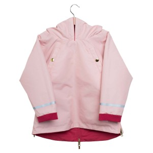 Lea Jojo SS19 Coat Reversible Pink Strawberry