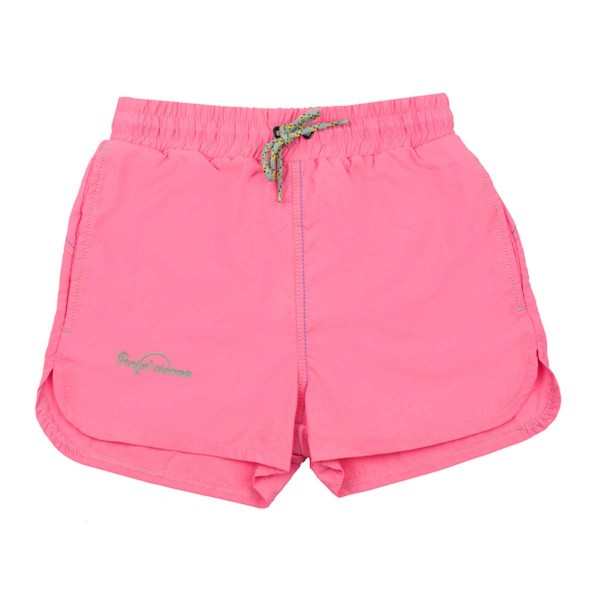 PacificRainbowSS19ShortsPink