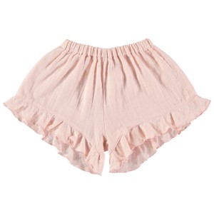 Liilu Sarah Shorts in Pale Pink