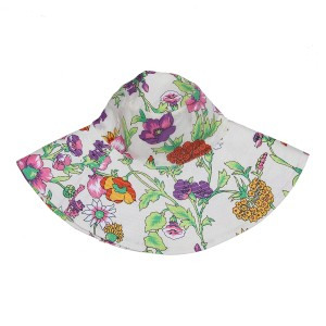 Coco Ginger SS19 Sun Hat Sand Fiore