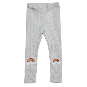 Petite Hailey SS19 Leggings Rainbow Grey