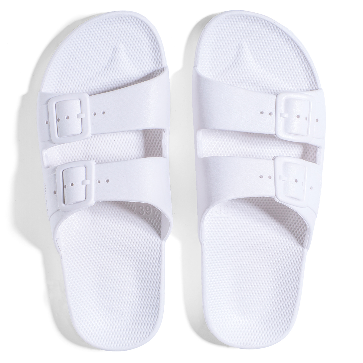 Freedom Moses KIDS Basic Slipper White
