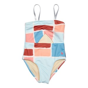 Pink Chicken Carrie One Piece Swimsuit