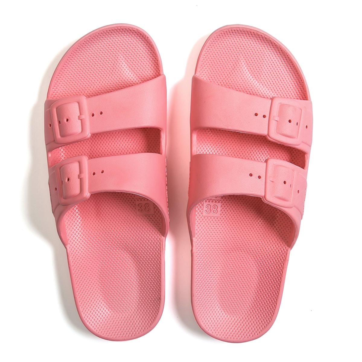 Freedom Moses Basic Slipper Shoe Martini Pink