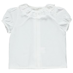 Dot Baby SS19 Shirt Lirio White