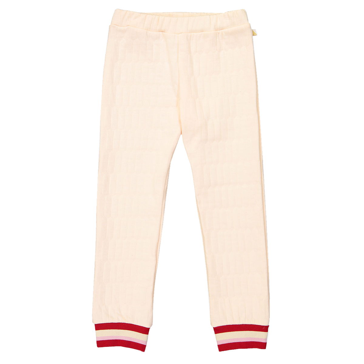 Blune Backstage Pant in Powder with Red