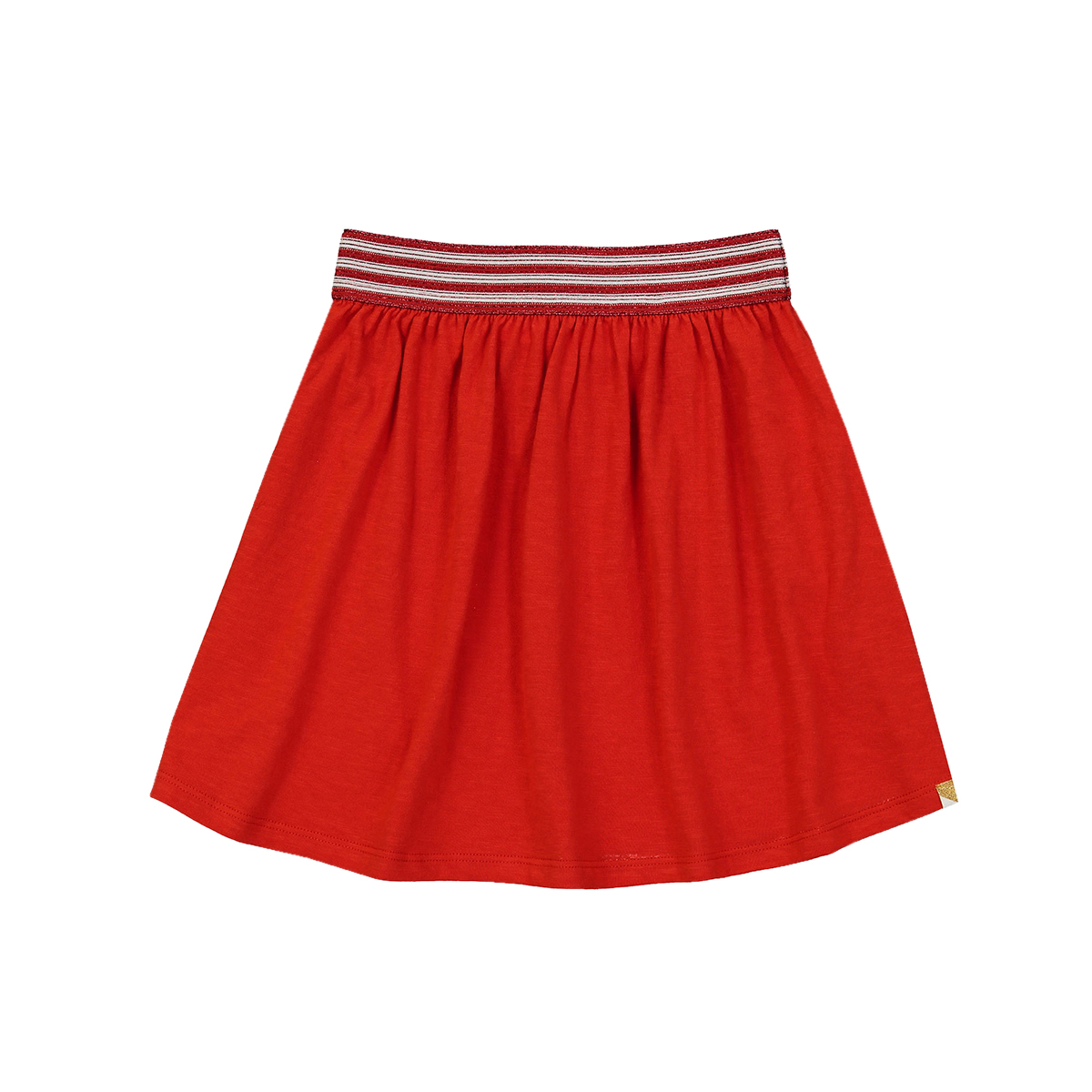 Blune Groupie Skirt in Red