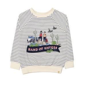 Blune Band of Sisters Sweater