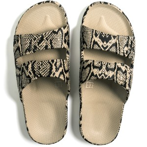 Freedom Moses ADULT Slipper Shoes Cobra Sands