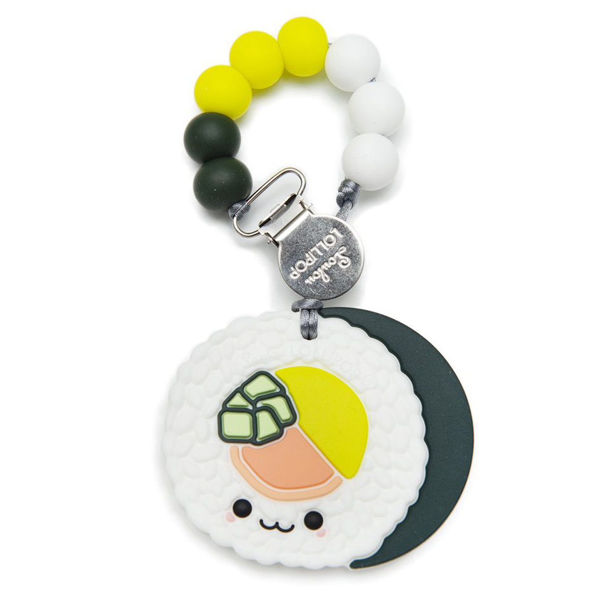 LouLou Lollipop Teether Sushi