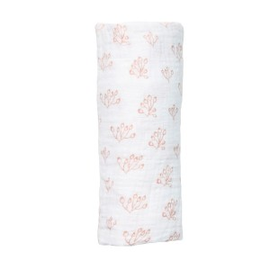 Lewis Home Swaddle Rose Hip-Blush