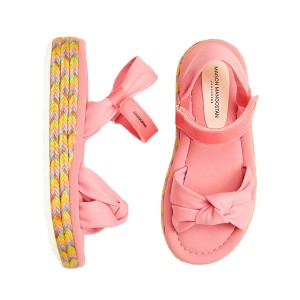 Maison Mangostan Abacate Sandal in Pink
