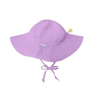 Green Sprouts Brim Sun Protection Hat in Lavender