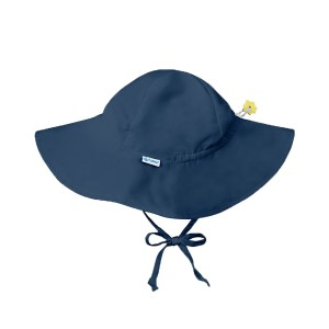 Green Sprouts Brim Sun Protection Hat in Navy