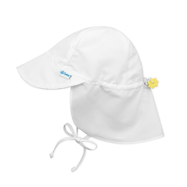 066f802cb Green Sprouts Baby/Toddler Flap Sun Protection Hat