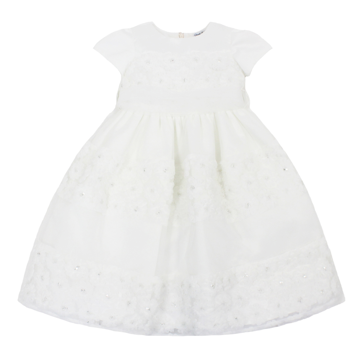 Piccola Ludo Ginestra Dress in White