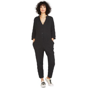 Hatch Collection Taylor Jumper in Black