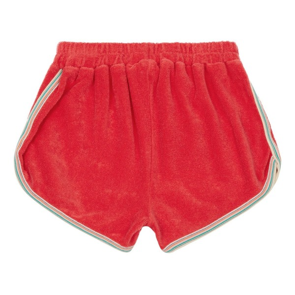 HundredPiecesSS19ShortsSpongeTerryClothPoppy2