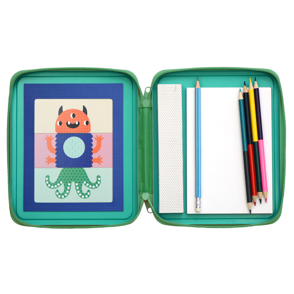 Monsters On-The-Go Drawing Kit