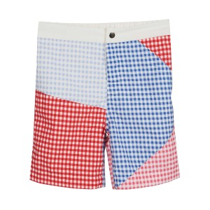 Marysia SS19 Bumby Hamptons Shorts Multi Color Gingham