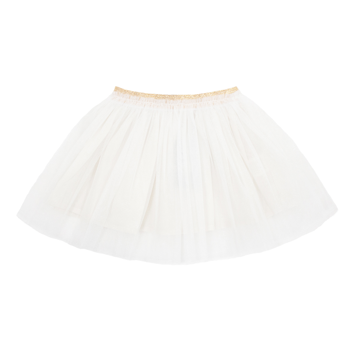 Petite Hailey Tutu Skirt in Ivory