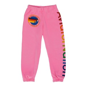 Aviator Nation Sweatpant in Aviator Nation Pink