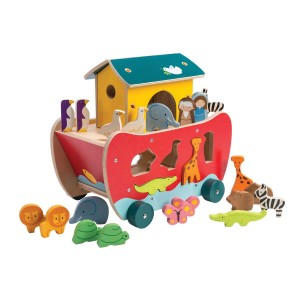 Tender Leaf Noah's Shape Sorter Ark