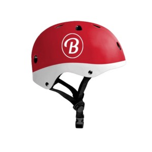 Baghera Childrens Helmet Red