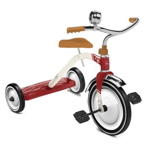 Baghera Vintage Tricycle Red