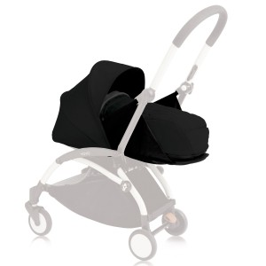 BabyZen New Yoyo Newborn Pack Black