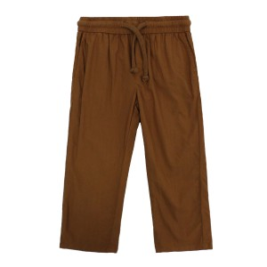 Nupkeet Timex Waist Pant in Cappuccino