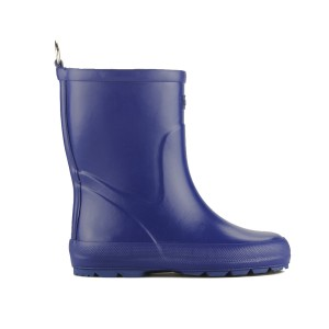 Novesta Kiddo Rubber Boots in Plum Blue