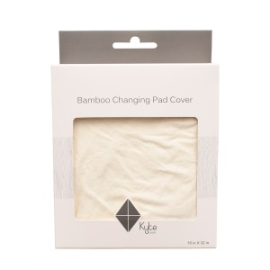 Kyte Baby Change Pad Cover in Cloud