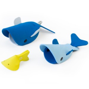 Quutopia Deep Sea Whales Set