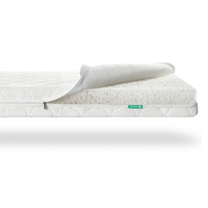 Newton Baby Crib Mattress Cloud White Extra Cover