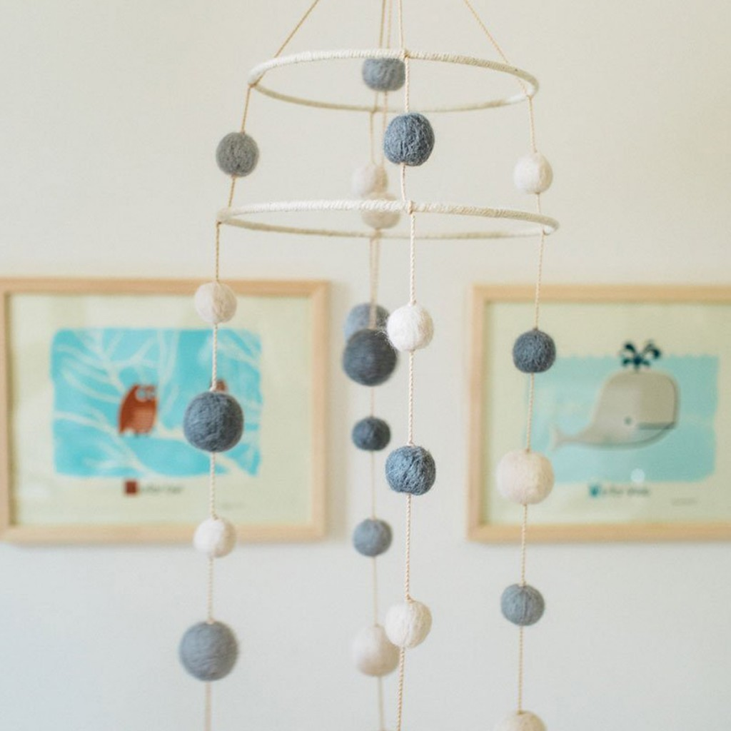 Petit Pehr Dream a little Dream 2 Tier Mobile Pebble