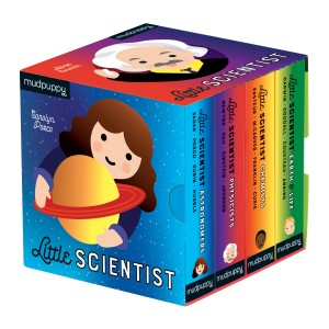 Mudpuppy Little Scientist Board Book Sets