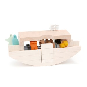 Bajo Noah's Ark Wooden Toy
