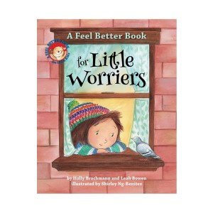 B Sisters Little Worriers Book