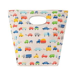 Fluf Classic Lunch Bag Cars