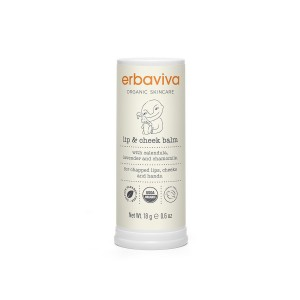 Erbaviva Baby Lip & Cheek Balm